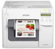 Принтер печати полноцветных этикеток Epson ColorWorks C3500