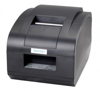 Чековый термопринтер XPrinter XP-T58NС