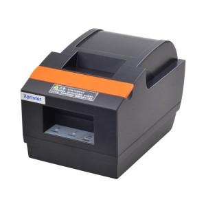 Принтер для печати чеков Xprinter XP-Q90EC USB с автоматической обрезкой чека