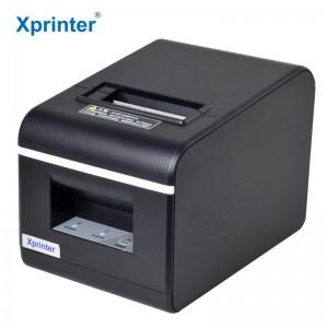 Принтер для печати чеков Xprinter XP-Q90EC USB с автоматической обрезкой чека NEW MODEL