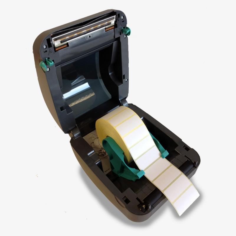 Принтер этикеток Zebra ZM600 Ethernet, WiFi (ZM600-200E-0300T) без карты